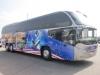 Vollverklebung Reisebus